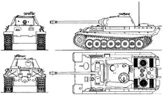 Panther, Tank Drawing, Military Drawings, War Thunder, Ww2 Tanks, Tank Design, World Of Tanks, Military Equipment, Germany