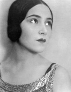 Tina Modotti, a talented photographer herself, was a friend of Frida Kahlo and muse of Edward Weston.