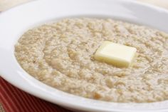 Get Cereal without All the Carbs with This TVP 'Oatmeal'