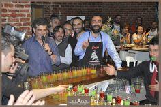 #Logo İş Ortakları 2015 Toplantısının Hoşgeldiniz Partisi #RixosPremiumBelek'te coşkuyla kutlandı!  *** Welcome Party for #Logo Business Partners Meeting 2015 was celebrated with enjoyable at #RixosPremiumBelek!