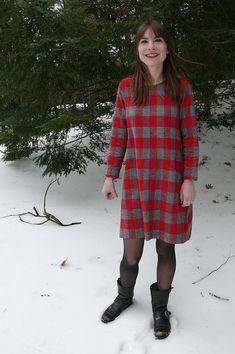 Grainline Studio Farrow Dress | Ginger Makes