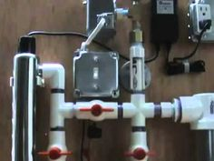 Earthship W.O.M. Water Orgaization Module, Do-It-Yourself