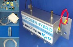 HHO Hydrogen Generator: Increase Gas Mileage by 40 Percent or More