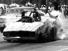 Vintage Drag Racing - Funny Car