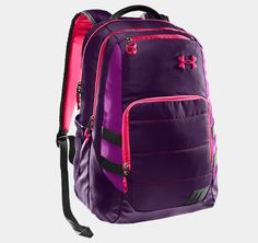 72e78d79985 Under Armour - UA CAMDEN STORM BACKPACK Color   Purple Rain Cost    74.99  Store