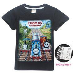 T-shirt Thomas le petit train