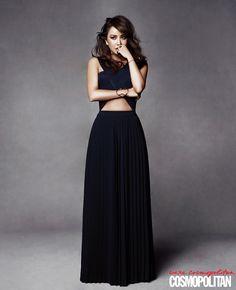 Uhm Jung-hwa // Cosmopolitan Korea // June 2013