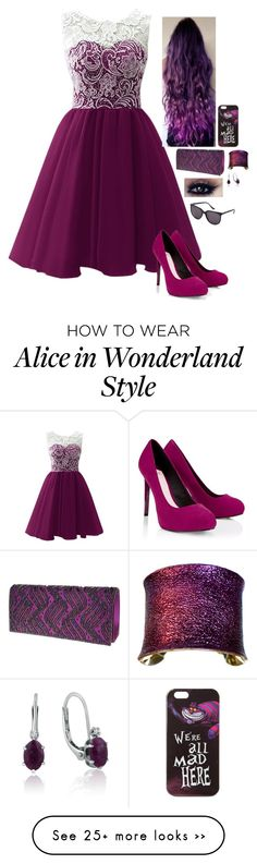 """""""Untitled #572"""" by merlinchick on Polyvore featuring Nina, Disney, UNEARTHED, Missoni and Lipsy"""