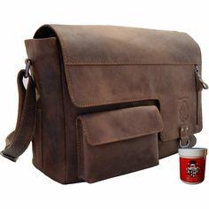 Messenger Bag, Brown Leather, Satchel, Shoulder Bag, Baron, Stuff To Buy, Dark Brown, Leather Bag, Handbags