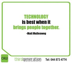 """Technology is best when it brings people together. Sunday Motivation, Bring It On, Let It Be, Inspirational, Technology, People, Tech, Tecnologia, People Illustration"