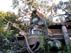 Treehouse pirates!