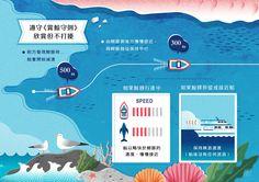 Whale Friendly Tours 友善賞鯨 on Behance