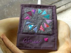 Modern Quilt Guild Name Tag