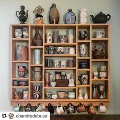 Such a gorgeous collection of pots!