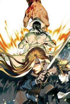 Fullmetal Alchemist, Kimblee, Major-General Armstrong
