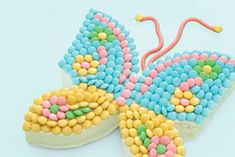 butterfly cake m