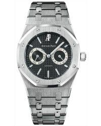 Audemars Piguet Royal Oak Mechanical Men's Watch, Stainless Steel, Black Dial, 26330ST.OO.1220ST.01