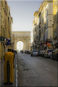 Streets of Marseille ~
