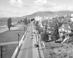 Vancouver, BC Vancouver Bc Canada, Vancouver Island, Old Photos, Vintage Photos, Local History, Historical Photos, British Columbia, Art Images, San Francisco Skyline