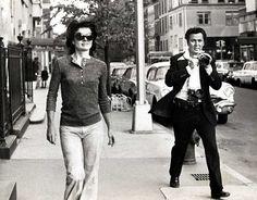 Jackie & Ron Galella