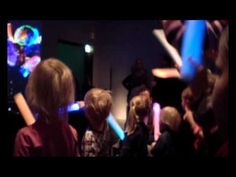 Valopaja in Kiasma Museum of Modern Art - YouTube