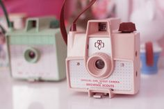 Girl Scout Camera