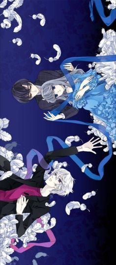 Manhwa Manga, Manga Anime, Anime Art, Lan Chi, Fantasy Couples, Blue Wings, New Memes, Cool Art Drawings, Anime Love