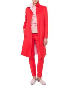 Double-Face+Cashmere+Coat+and+Matching+Items+by+Akris+at+Bergdorf+Goodman.