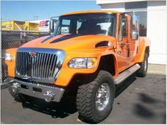 2008 International Mxt Pick-Up Truck