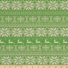 Nordic Christmas Reindeer Stripe Green Fabric By The Yard... https://www.amazon.com/dp/B01FGEFQIA/ref=cm_sw_r_pi_dp_x_ztxbyb4X4TEAV