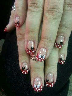 Disney nails
