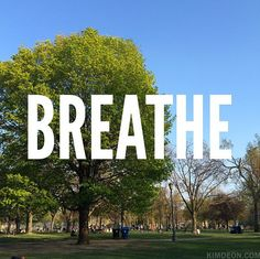 One simple thing that can change everything. Breathe. Deeply. #DOSOMEGOOD for your body and mind and take 3 big belly breaths right now. Thank me later. www.kimdeon.com