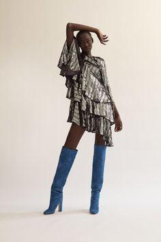 Osman Resort 2019 London Collection - Vogue