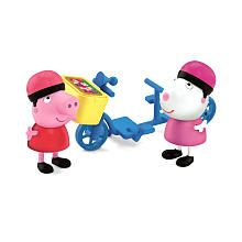 """Fisher-Price Peppa Pig 2-Pack Figures - Peppa & Suzie Sheep - Fisher-Price - Toys """"R"""" Us"""