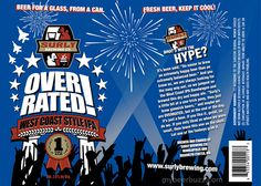 mybeerbuzz.com - Bringing Good Beers & Good People Together...: Surly Raises ABV on Over Rated! West Coast Style I...