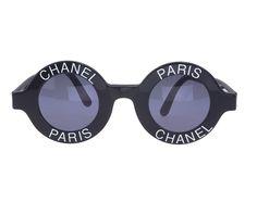 """Chanel vintage sunglasses """"Chanel Paris """""""