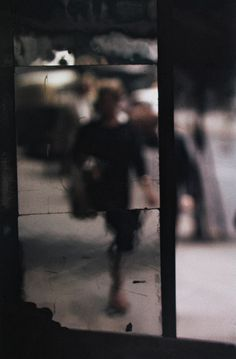 Saul Leiter, Shopping