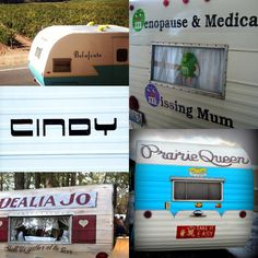 Frolic, Daisy, Elvis... What's the name of your RV camper?