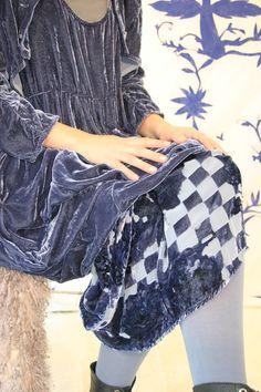 PRIVATSACHEN sustainable nachhaltig aus Hamburg grobcouture Handwerk Seide handgefärbt handdyed silks from hambourg