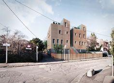 Atelier Urbain Anne Durand – Deux immeubles d'habitat participatif à Vitry-sur-Seine