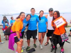 Volunteering our time for LUNGevity 2013