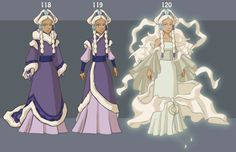 Yue's Wardrobe by ~DressUp-Avatar on deviantART