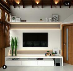 Tv Unit Interior Design, Tv Unit Furniture Design, Modern Tv Room, Modern Tv Wall Units, Modern Tv Unit Designs, Living Room Tv Unit Designs, Tv Unit Decor, Tv Wall Decor, Tv Cabinet Design