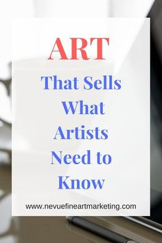 ART THAT SELLS - WHAT ARTISTS NEED TO KNOW Are you trying to sell more art? Is your studio becoming a storage area for unsold art? Are you struggling to find the most popular art that sells? In this article discover the best art that sells online. Craft Business, Creative Business, Business Tips, Etsy Business, Business Essentials, Business Planning, Selling Art Online, Online Art, Sell My Art