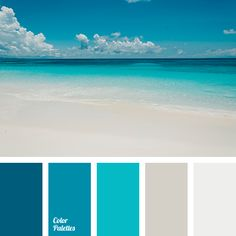 Newest Pictures beach Color Palette Popular If you're a novice or a vintage side, understanding colouring can be one of the most contentious a Beach Color Palettes, Blue Colour Palette, Colour Schemes, Beach Color Schemes, Beach Paint Colors, Turquoise Paint Colors, Modern Color Schemes, Coastal Colors, Beige Color