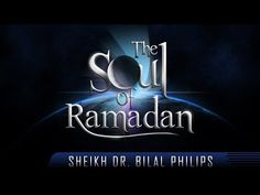 [Ramadan Reminder] The Soul Of Ramadan Is Ihsan ᴴᴰ - Ramadan 2015 [Sheikh Dr. Bilal Philips] Support the Dawah - Click here to donate: http://www.gofundme.com/The-Daily-Reminder