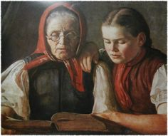 http://www.deinsuppenhuhn.blogspot.de/ Hans Thoma