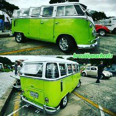 VW Event in Brazil