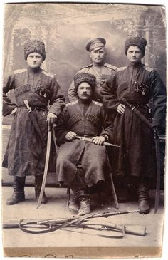 Cossacks And Caucasians Back Then | English Russia | Page 2