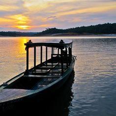 Amazon River, Curuá, Brazil